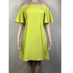 💫Gracia Yellow Women's Dresses.